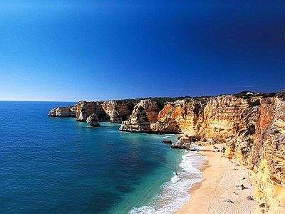 Algarve, playa