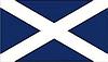 Bandera - Escocia